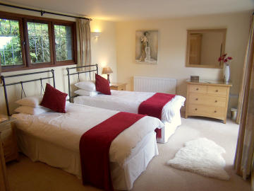 North Cornwall self catering ensuite