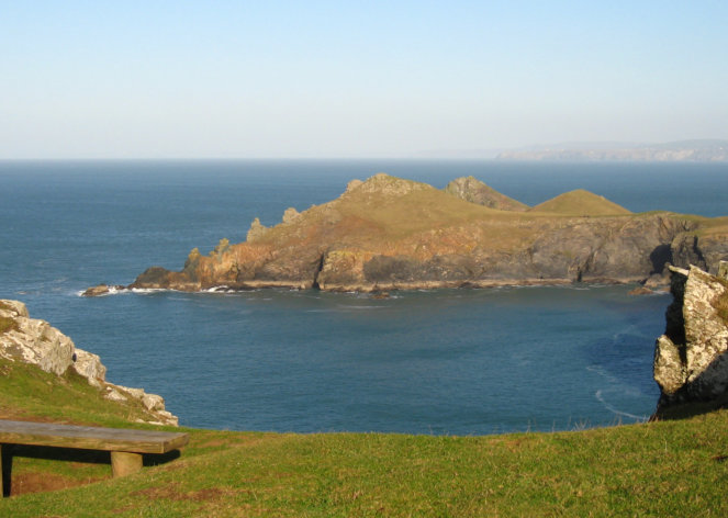 The Rumps Pentire North Cornwall self catering